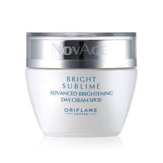 NovAge Bright Sublime Day SPF 20 Cream