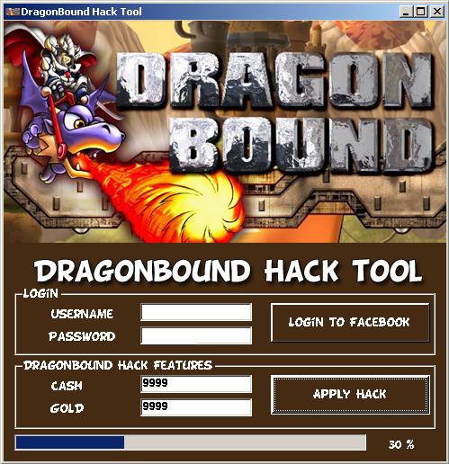 Dragonbound Hack tool