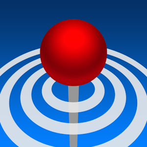 around me app icon