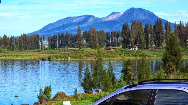 Danau Kembar Solok