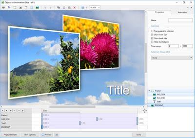 Screenshot PicturesToExe Deluxe 9.0.16 Full Version