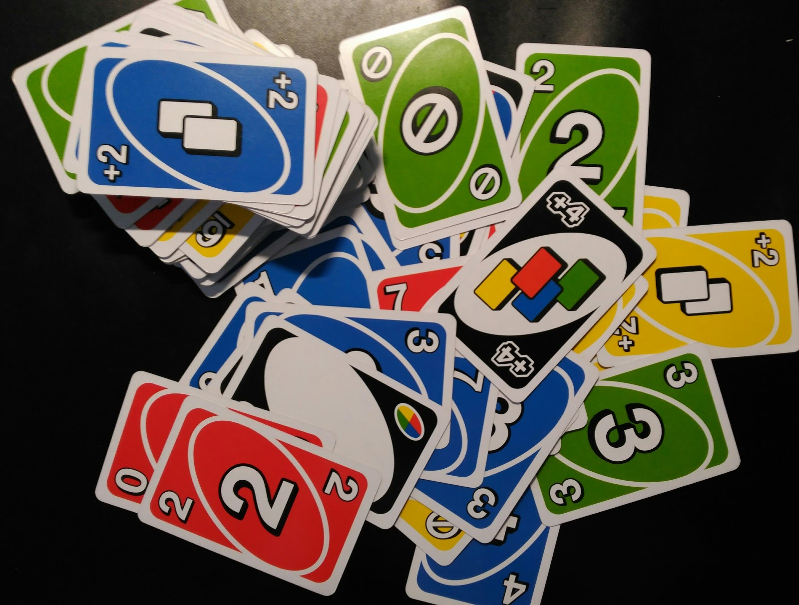 El Uno Y Mi Primer Uno Juegos De Cartas