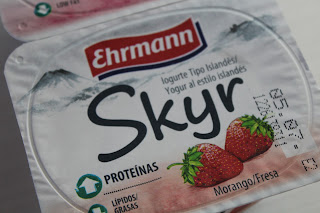 Iogurtes skyr - toda a verdade