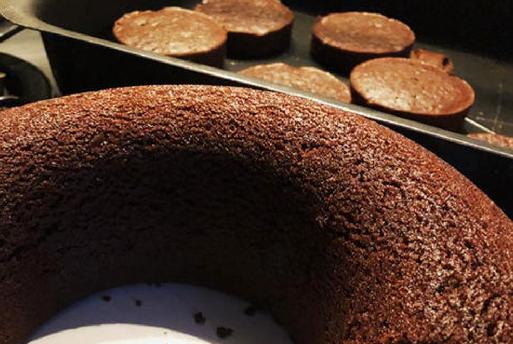 Bolo de Chocolate Sem Glúten - Blog Vida Saudável