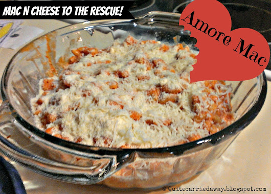 Mac N' Cheese to the Rescue Review and Giveaway