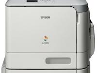 Epson WorkForce AL-C300TN Driver software