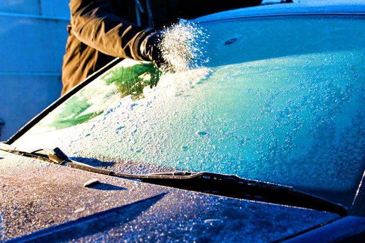 Ön camınızın buz tutmaması adına arabanızı her daim güneşin doğduğu açıda park etmelisiniz.