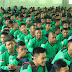 Tingkatkan Jiwa Nasionalisme, Prajurit TNI Berikan Wasbang Kepada Pelajar Blitar