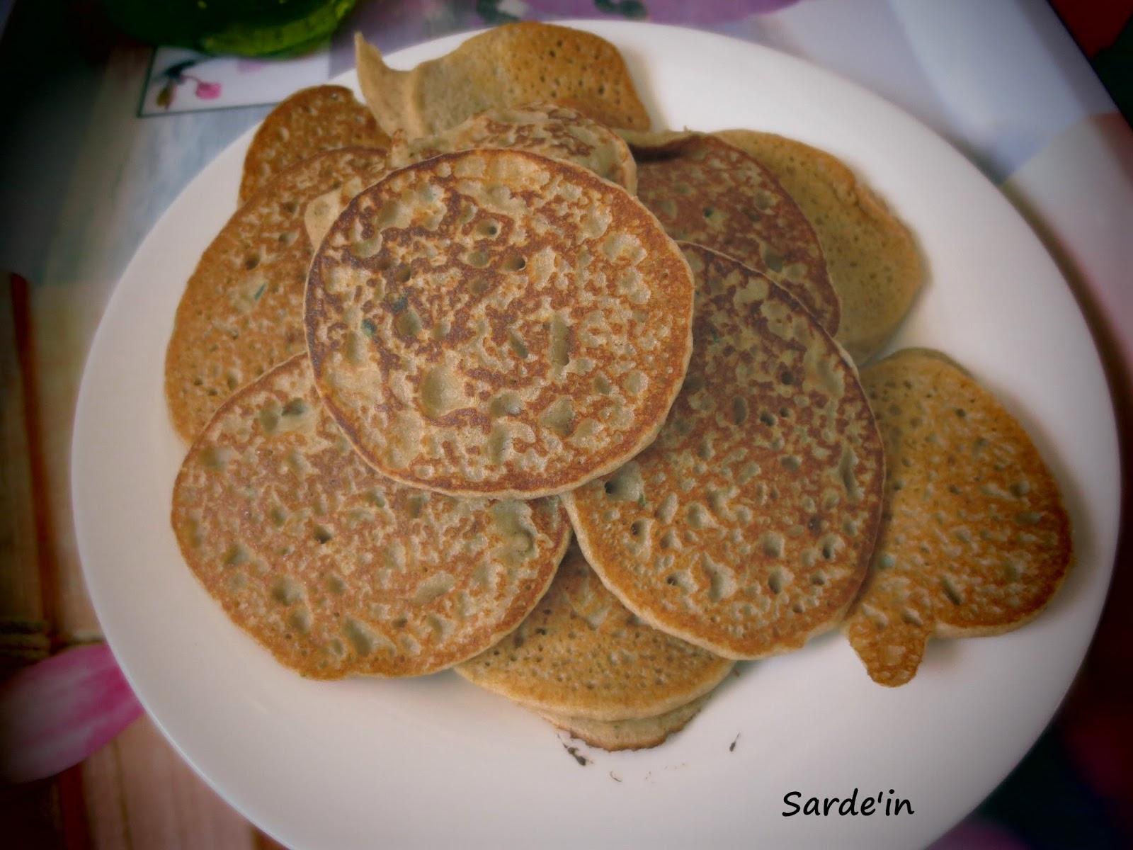 Blinis sans gluten moelleux et savoureux blogs de cuisine - Je cuisine sans gluten ...