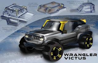 Fiat Chrysler Drive for Design Winner
