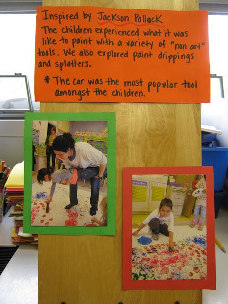 Akiba-schechter' Art Opening In Kindergarten