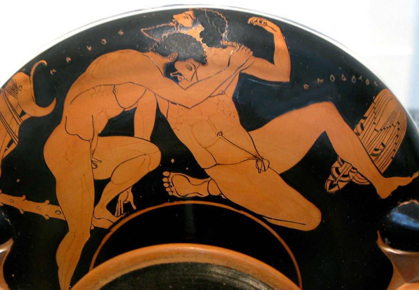 Resultado de imagen para arte y homosexualidad