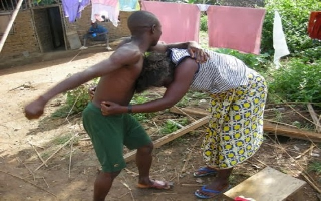 Man beats up wife over snoring