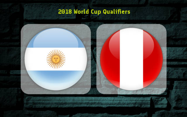 Argentina vs Peru Full Match & Highlights 6 October 2017