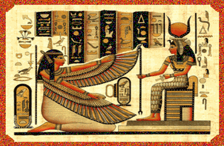 le secret vibratoire egyptien