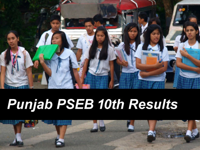 Punjab 10th Result 2018 PSEB Board 10th/ SSC Results 2018 pseb.ac.in