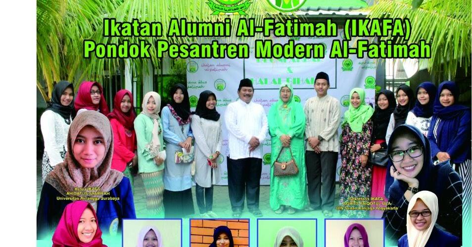 Ponpes Modern Al Fatimah Bojonegoro Jatim Kalender 2017 Al Fatimah