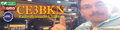 ce3bkn radioaficionado chileno