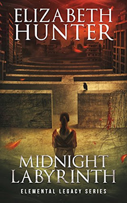 Book Review: Midnight Labyrinth, by Elizabeth Hunter, 4 stars