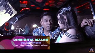 Lirik Lagu Dinginya Malam - Jihan Audy Ft Gerry Mahesa