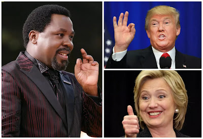 Prophet Tb Joshua Reveals Who Win The US Presidential Election