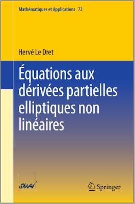Télécharger Livre Gratuit Équations aux dérivées partielles elliptiques non linéaires pdf