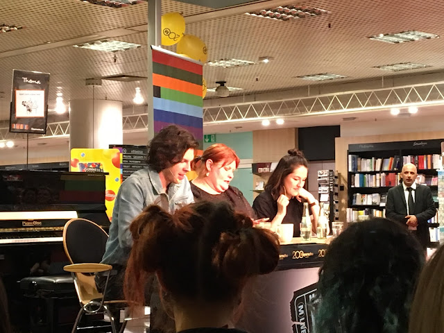 Cassandra Clare Lesung in Köln : Lord of Shadows