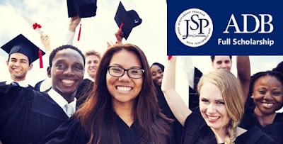 Beasiswa Penuh ADB-JSP (Khusus S2 dan S3)