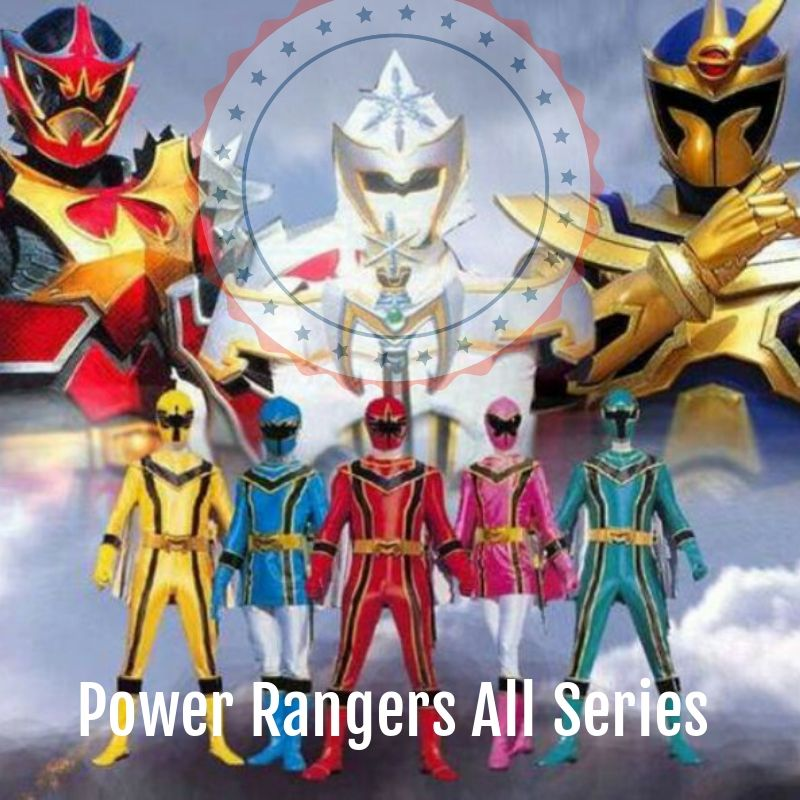 Power Rangers Mystic force series In Tamil HD episodes