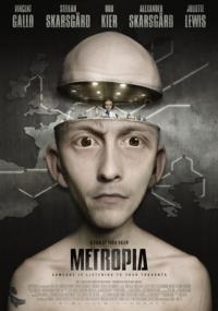Metropia - film animowany. Futurystyczna, przerażająca wizja Europy w czasach, gdy kończą się światowe zapasy ropy naftowej.