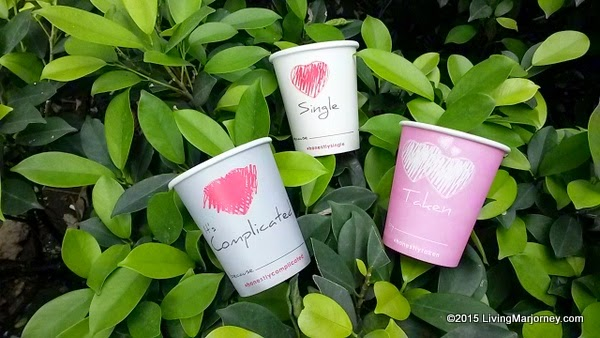 City Blend Honest Cups: Single, Taken and It's Complicated