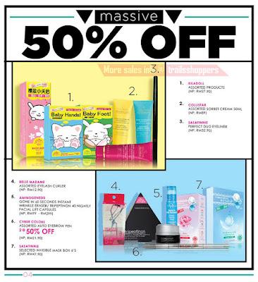 SaSa Malaysia Sale