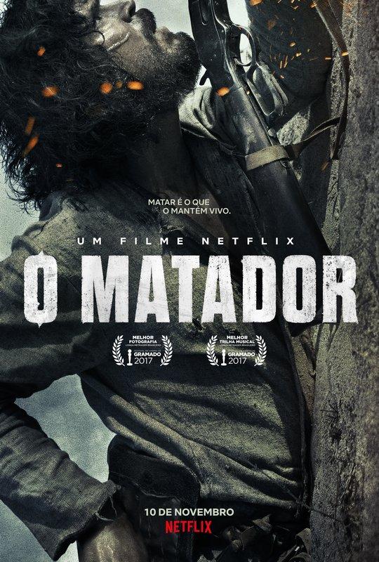 Capa O Matador Torrent 720p 1080p 4k Nacional Baixar