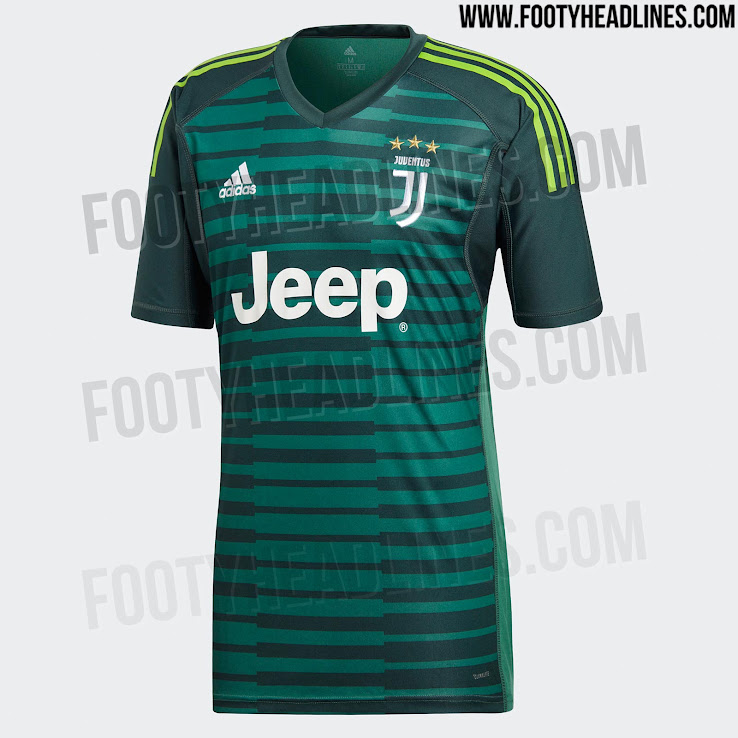 Kits by DarkHERO93 [Estudiantes LP, Godoy Cruz, Rosario Central] - Page 3 Juventus-18-19-goalkeeper-kit%2B%25285%2529