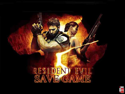 re5 save game pc