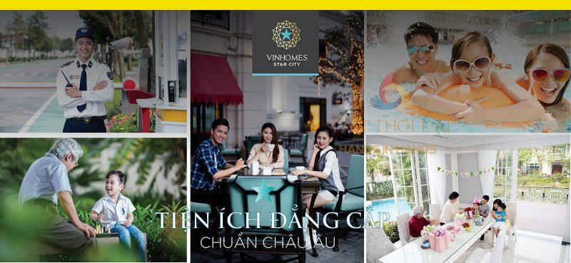 GIỚI THIỆU CHUNG VỀ DỰ ÁN VINHOMES STAR CITY THANH HÓA