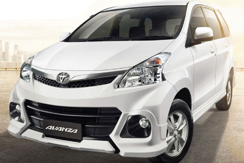 Grand New Veloz Warna Hitam Toyota Yaris Trd Rear Sway Bar Simbol Kemewahan Mobil Avanza