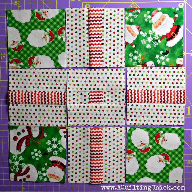 Dear Santa - Block Assembly