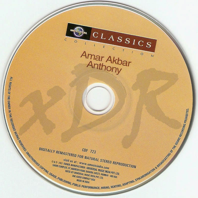 Free Download Amar Akbar Antony.mp3