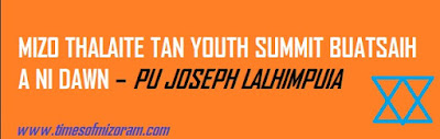 Mizoram Youth Summit