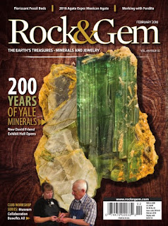 Rock & Gem magazine | February 2016 - Download