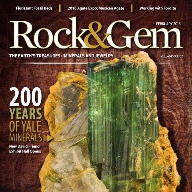 Rock & Gem magazine | February 2016 - Download
