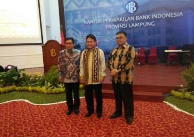 Dinner Talk ISEI: Kebijakan Bank Indonesia Dalam Mengatasi Kesenjangan