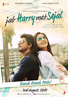 Jab Harry Met Sejal trailer: Shah Rukh Khan, Anushka Sharma are two lost souls in search of love