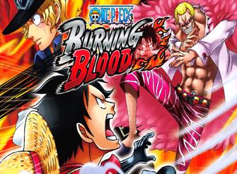 One Piece Burning Blood [Full] [Español] [MEGA]