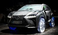 Buz gibi Lexus