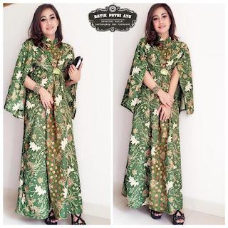 baju batik ivan gunawan