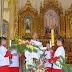 Hình ảnh thánh lễ tạ ơn và bế mạc tuần chầu