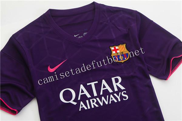 La nueva camiseta Nike del Barcelona 16-17 Segunda será cualquier cosa  menos aburrida. Listo para ser lanzado después de la Eurocopa 2016 844521fdd8852
