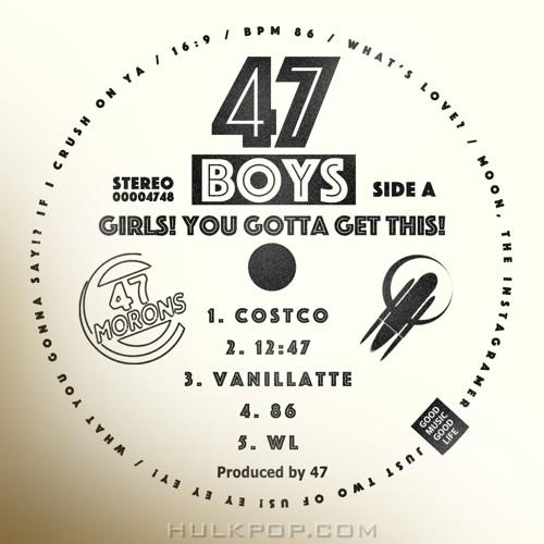 47 – Boys – Side A – EP
